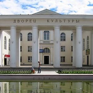 Дворцы и дома культуры Шахуньи