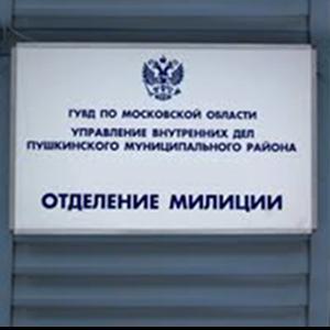 Отделения полиции Шахуньи