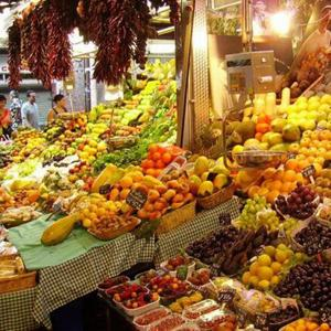Рынки Шахуньи
