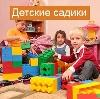 Детские сады в Шахунье