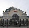 Железнодорожные вокзалы в Шахунье