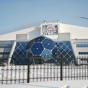 Спортивные комплексы Шахуньи